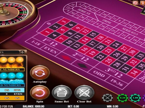 Играть в европейскую рулетку бесплатно - Тактика и правила | Roulette 77 | Россия