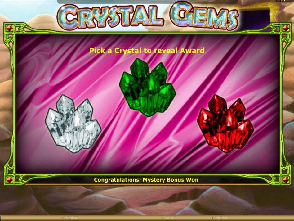 Прибыль crystal gems кристалы игровой автомат ставку