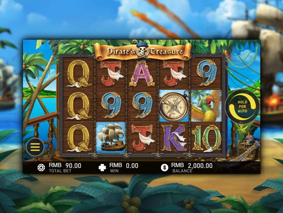 Игровой автомат pirates treasure футбол